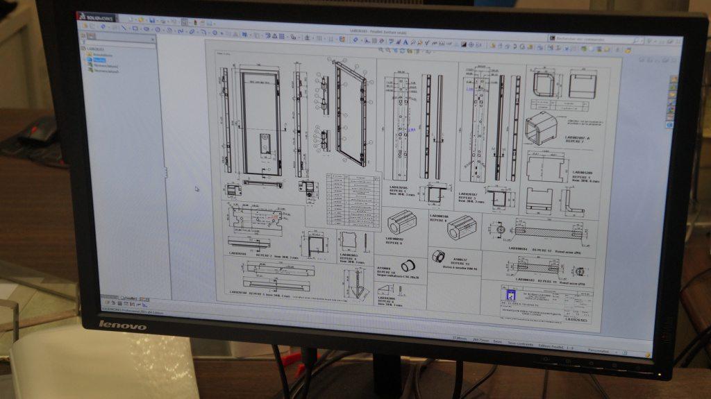 Equipement informatique / bureau d'étude